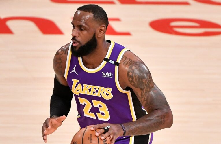 Lakers' LeBron James returns from injury, but 'I don't think I'll ever get back to 100%'