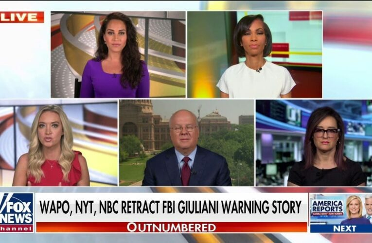 Mainstream outlets face deluge of criticism for retracted Giuliani story, use of anonymous sources