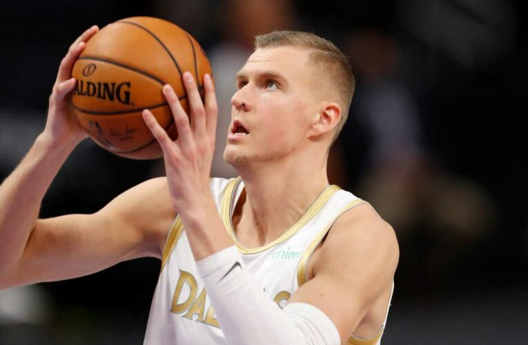 Mavericks' Kristaps Porzingis fined $50,000 for attending a club, violating an NBA rule