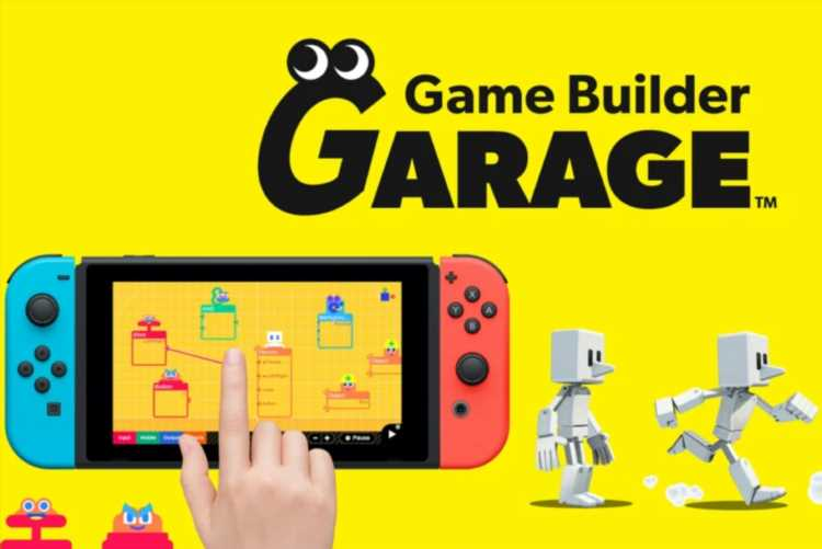 New Nintendo app lets ANYONE make their own video games for the Switch in minutes
