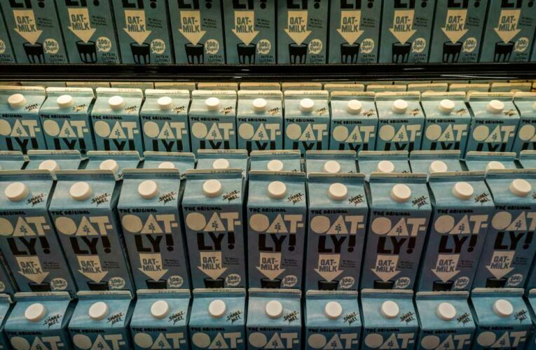 Oatly stock soars with projected IPO value of over $10 billion
