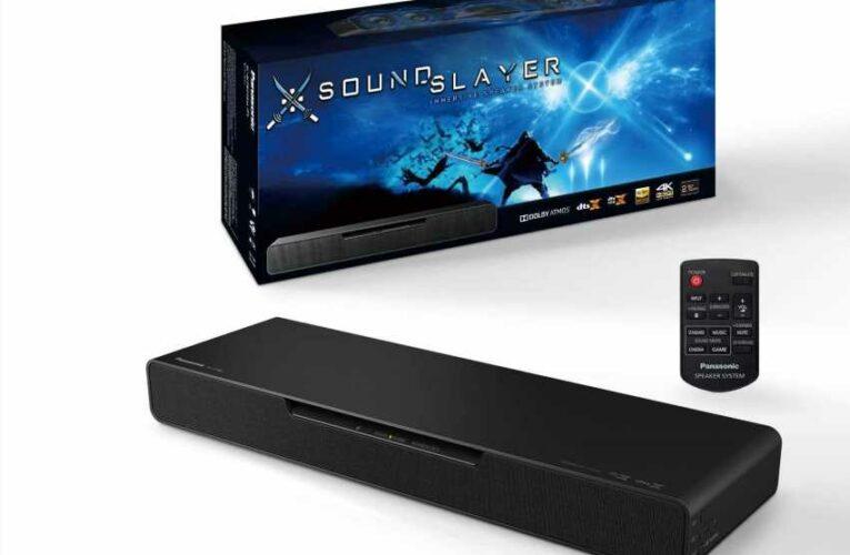 Save £51 on Panasonic's SoundSlayer Gaming Speaker on Amazon