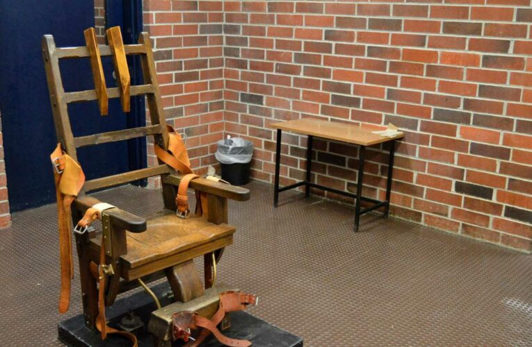 South Carolina governor signs into law a bill giving death-row inmates choice of firing squad, electric chair