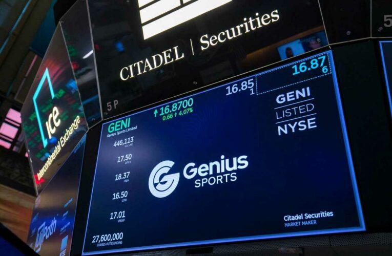 Tech firm Genius Sports wins data partnership with NBA's Basketball Africa League