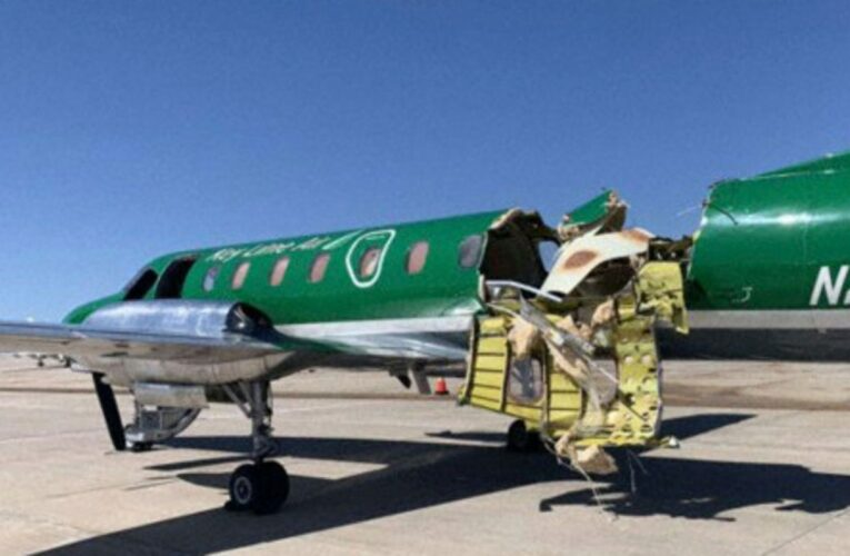 'Winning the lottery kind of luck': No one was injured after 2 small planes collided in Colorado