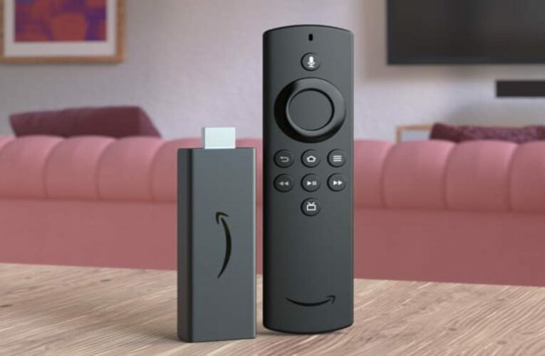 You can get an Amazon Fire Stick Lite streaming device for as low as $20 today
