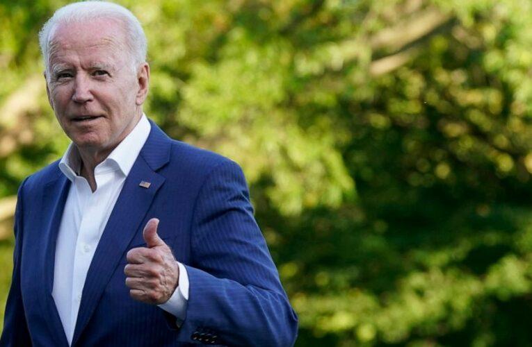 Biden walk-back doesn't solve Democrats' divide: The Note