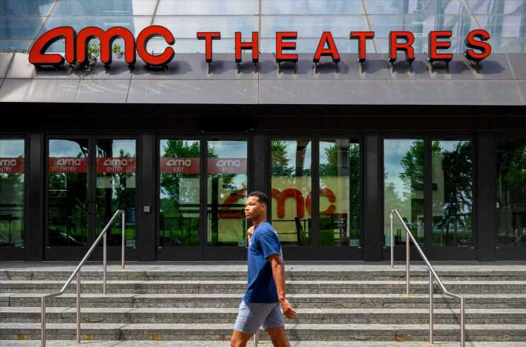 AMC worth about half of its skyrocketing stock price, says retail investor Trey Collins