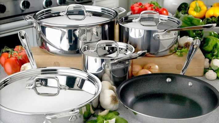 All-Clad cookware is up to 78% off at the brand's famous VIP Factory sale