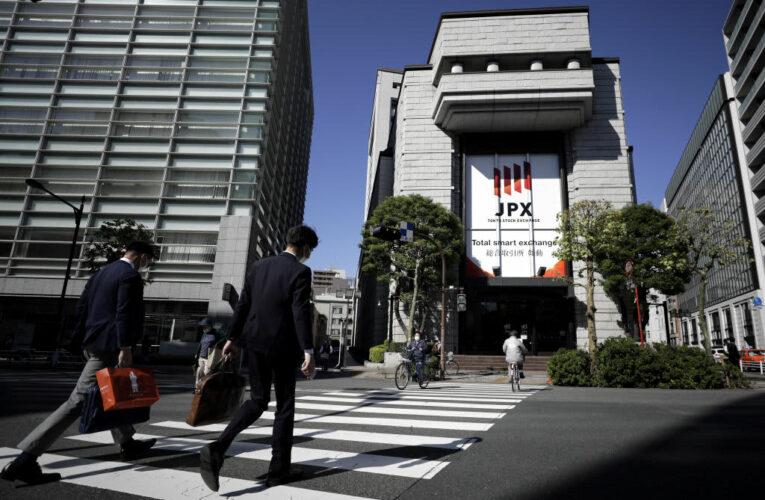 Asia-Pacific stocks mixed; markets in Australia, mainland China and Hong Kong closed