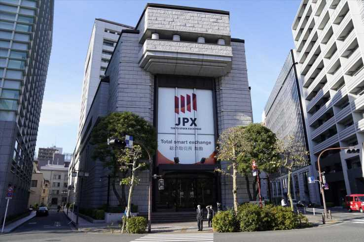 Asia-Pacific stocks set for higher open; Japan's first-quarter GDP print ahead