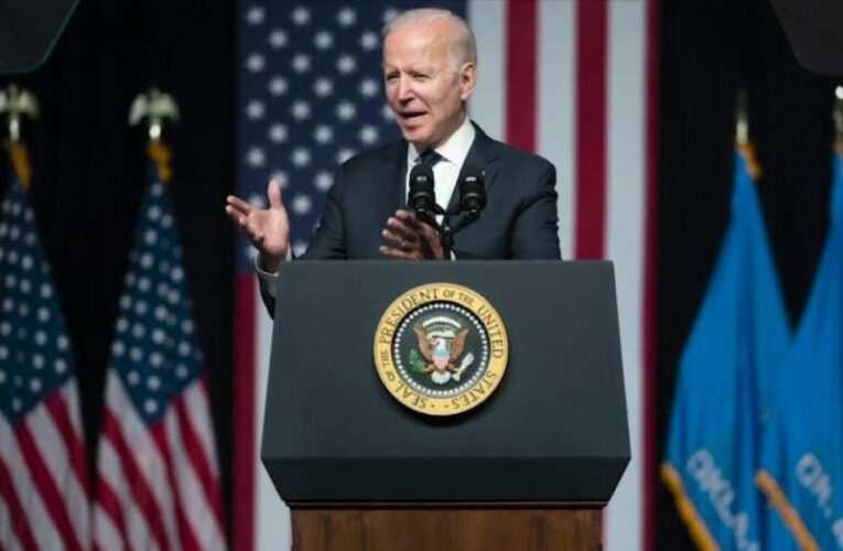 Biden calls systemic racism one of 'the great crises of our time'