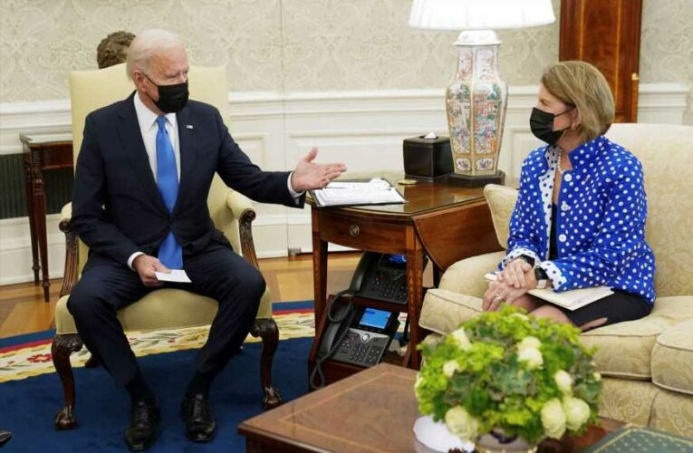 Biden rejects new GOP infrastructure offer but will meet with Sen. Capito again Monday