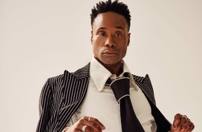 Billy Porter Single Kicks Off Red Hot + Free Charity Double Album Of Dance Music