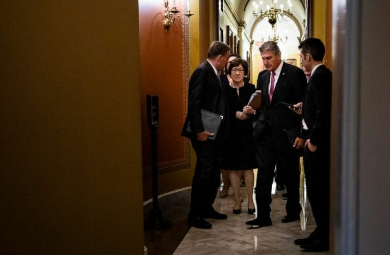 Bipartisan infrastructure deal nearly complete: Senate negotiators