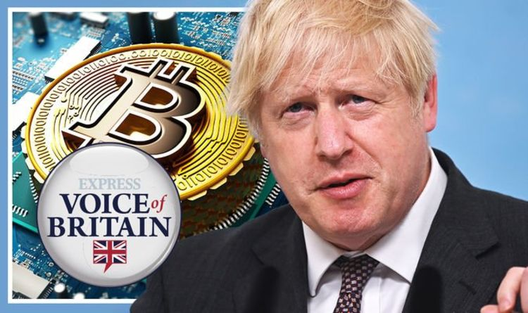 Bitcoin REJECTED: UK shouldn't accept crypto as currency, says poll – 'It crashes hard'