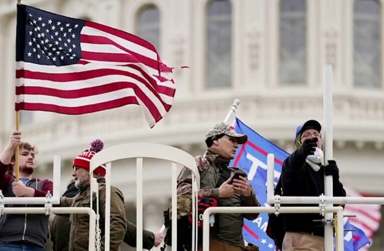Capitol riot: House creates committee to investigate Jan. 6 attack