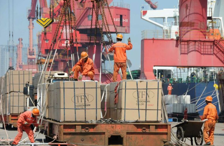 China buys fewer American goods in May; trade surplus grows