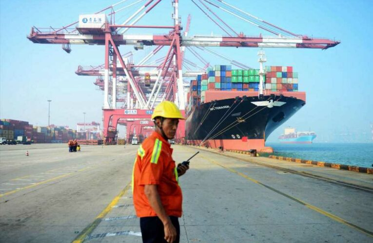 China's imports grow at fastest pace in a decade as commodity prices surge