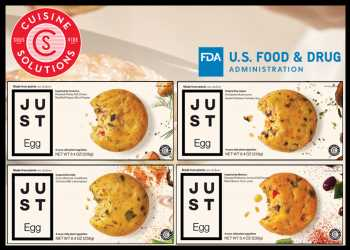 Cuisine Solutions Recalls JUST Egg Flavored Plant-based Bites