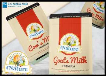 Designed By Nature Recalls Certain Milk Powder Formulas