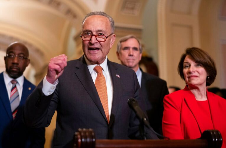 Election Reform Bill Blocked In Senate As It Fails To Overcome Republican Filibuster Threat