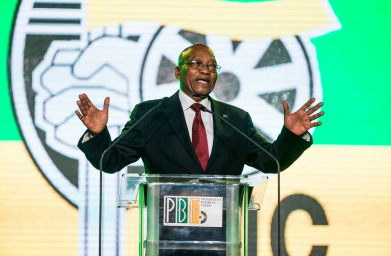 Ex-South Africa President Jacob Zuma ordered to serve 15-month prison sentence