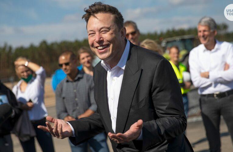 Fact check: Billboard of Elon Musk saying 'defend billionaires' isn't real