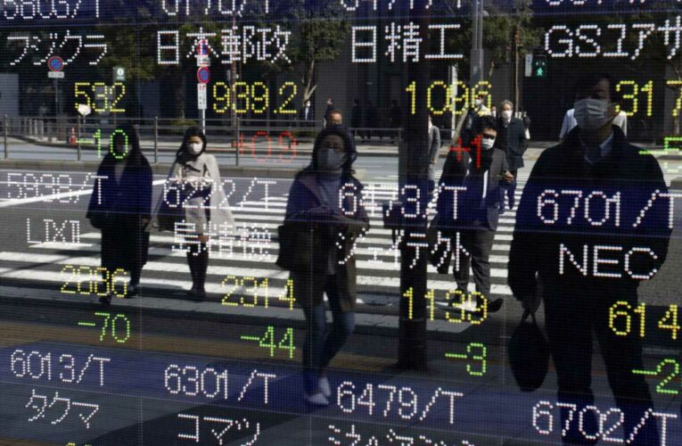 Japanese stocks set for muted start; China's industrial profits growth slows in May