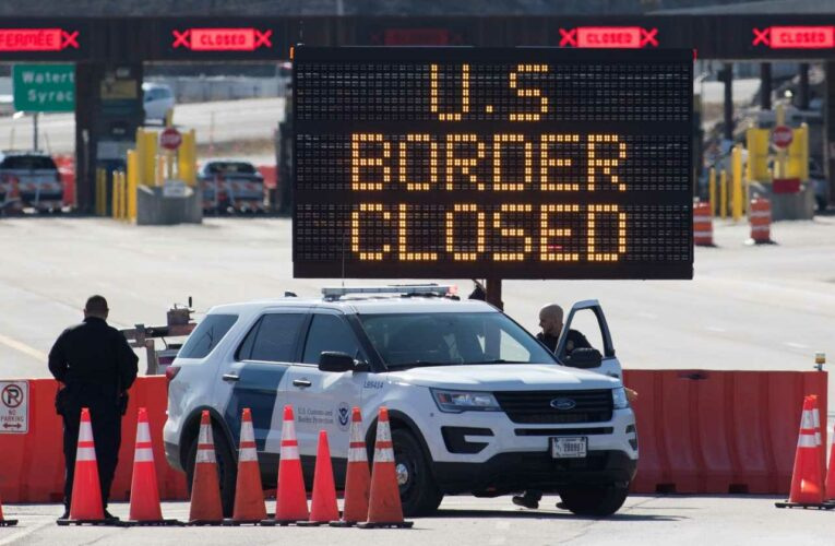 North American borders to remain closed through July; delta variant poised to surge among American unvaccinated: Live COVID-19 updates