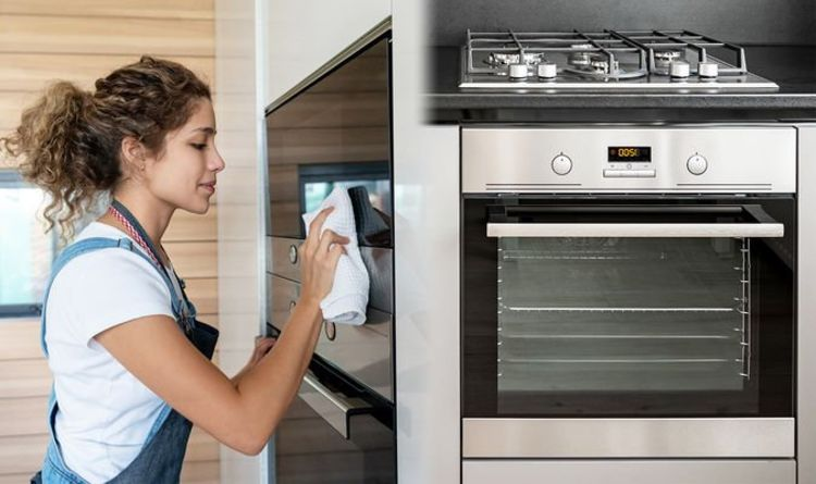 Oven cleaning: Mrs Hinch fans share 'magic' trick to get rid of grime – 'this is genius!'