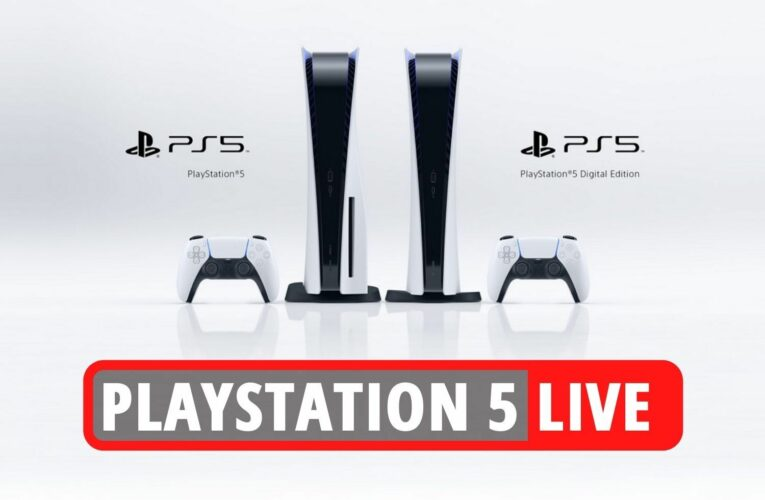 PS5 stock UK LIVE – Amazon PlayStation5 console drop 'THIS week' – and latest on Game, Argos, Smyths, Amazon and Currys