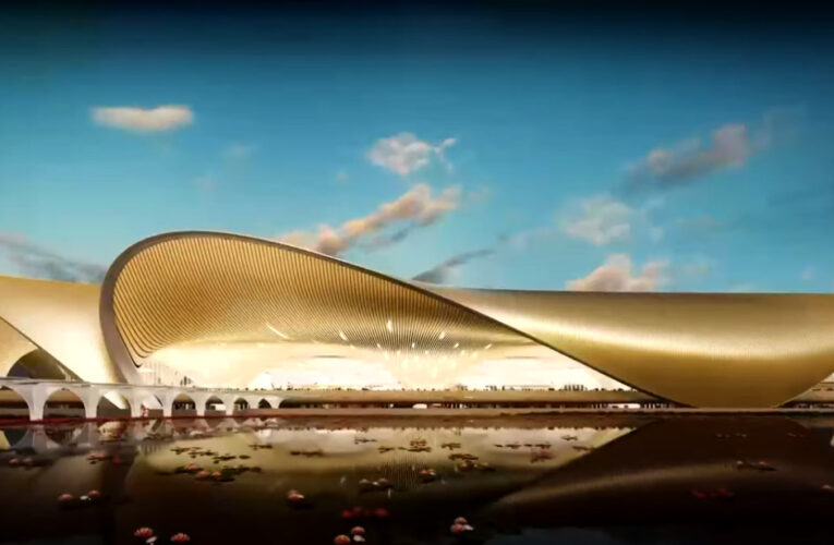 REVEALED! What Navi Mumbai airport will look like
