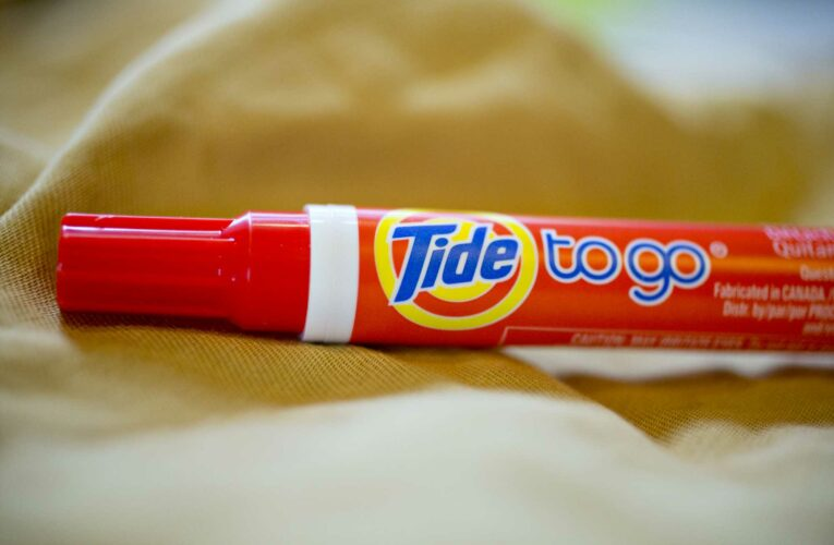 Tide partners with NASA to create detergent for astronauts and help save water on Earth