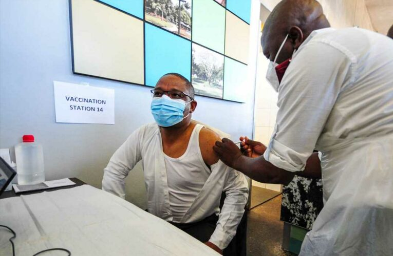 U.S. to split 55 million Covid vaccine doses between Latin America, Asia and Africa