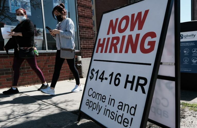 US economy added 559,000 jobs in May