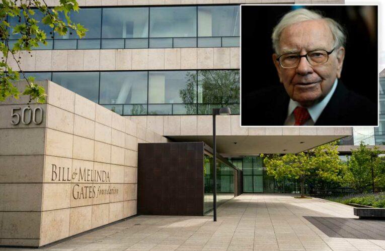 Warren Buffett resigns as trustee of Bill and Melinda Gates Foundation