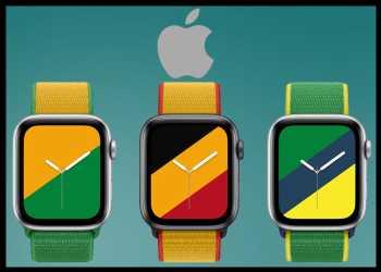 Apple Watch: Sport Loop Bands Representing 22 Countries