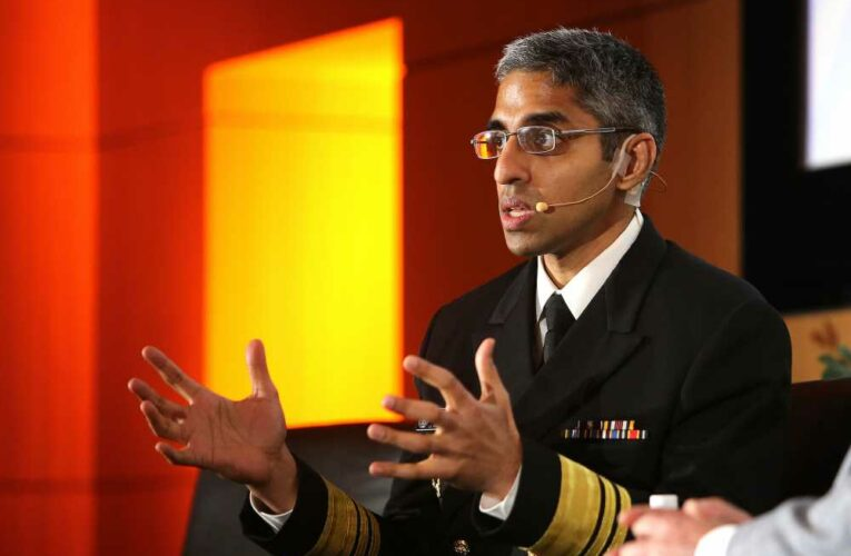 As Covid Cases Rise, U.S. Surgeon General Issues Warning Against Health Misinformation