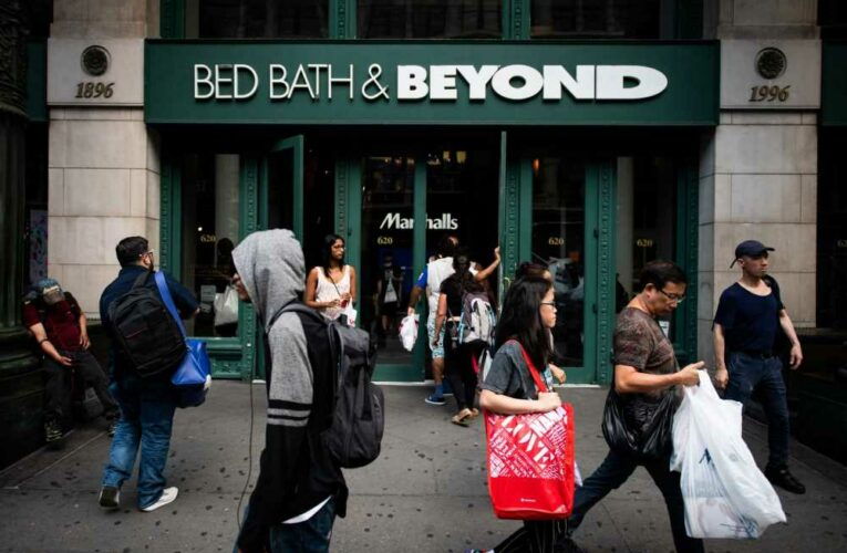 Bed Bath and Beyond CEO says Casper partnership reflects company's new focus