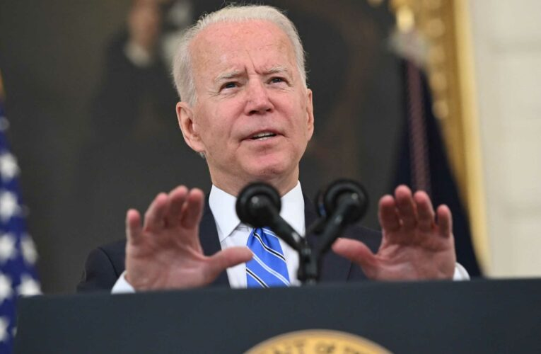 Biden's inflation speech reflects concerns that rising prices will hurt Democrats in 2022