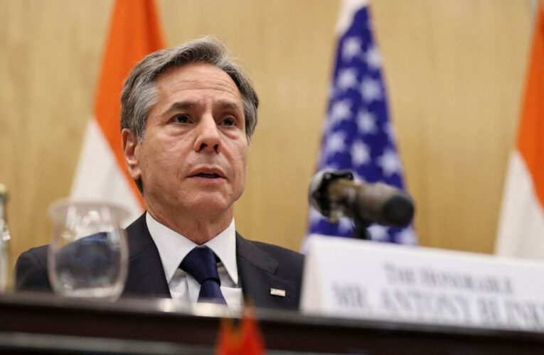 Blinken warns of 'deeply, deeply troubling' reports of atrocities in Afghanistan amid US withdrawal