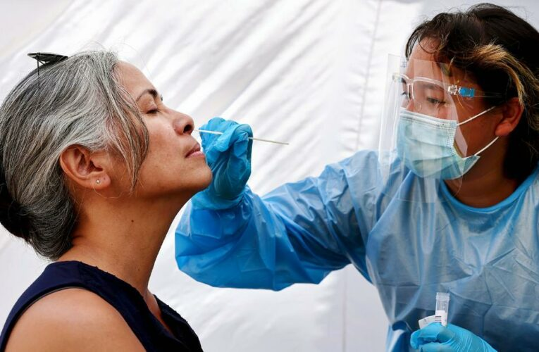 CDC warns of 'pandemic of the unvaccinated'