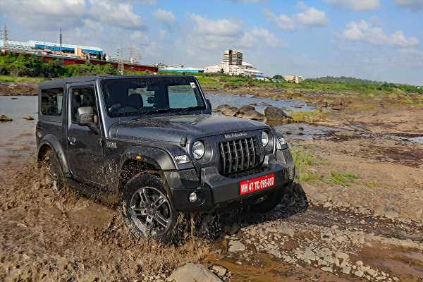Can the Mahindra Thar be a city vehicle?