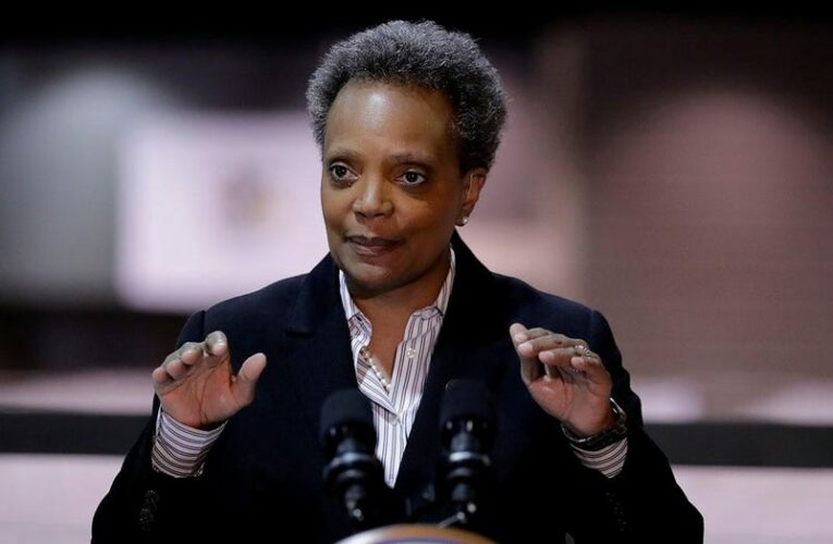 Chicago alderman calls out Mayor Lightfoot for rising crime: She's not up to the job