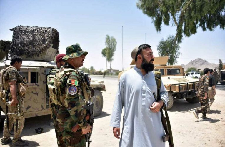 Civilian casualties in Afghanistan hit record highs amid U.S. withdrawal, UN report says