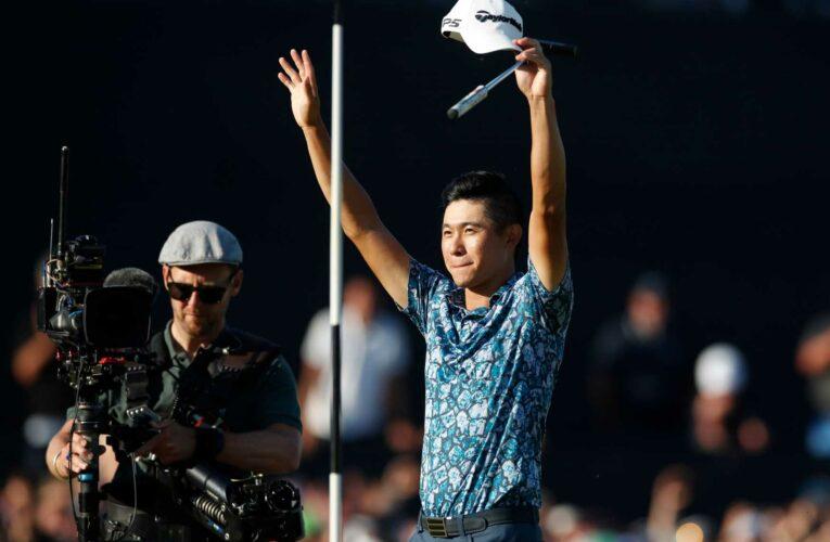 Collin Morikawa wins British Open for his second major at age 24