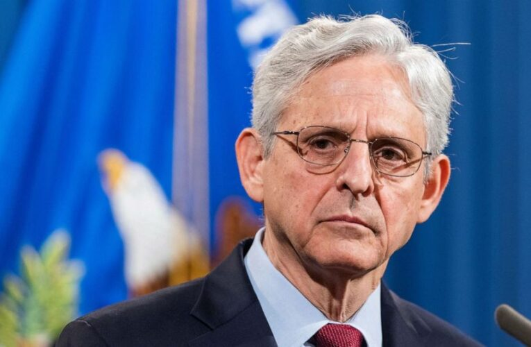 Garland orders halt to any further federal executions