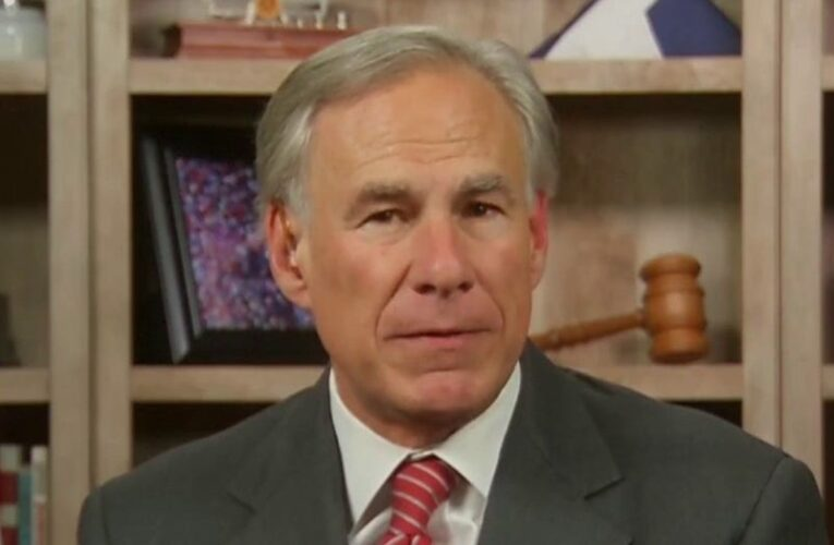 Gov. Abbott dubs Texas Dems 'filibustering' in DC 'height of hypocrisy'