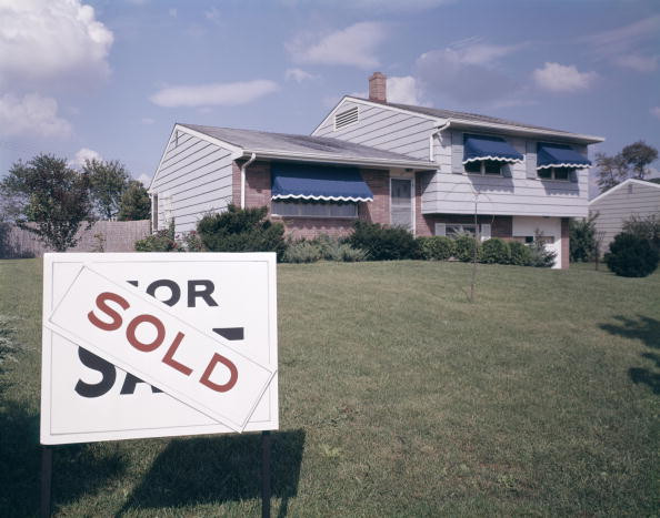 Home prices surged 17 percent in May, fastest rate since 2004